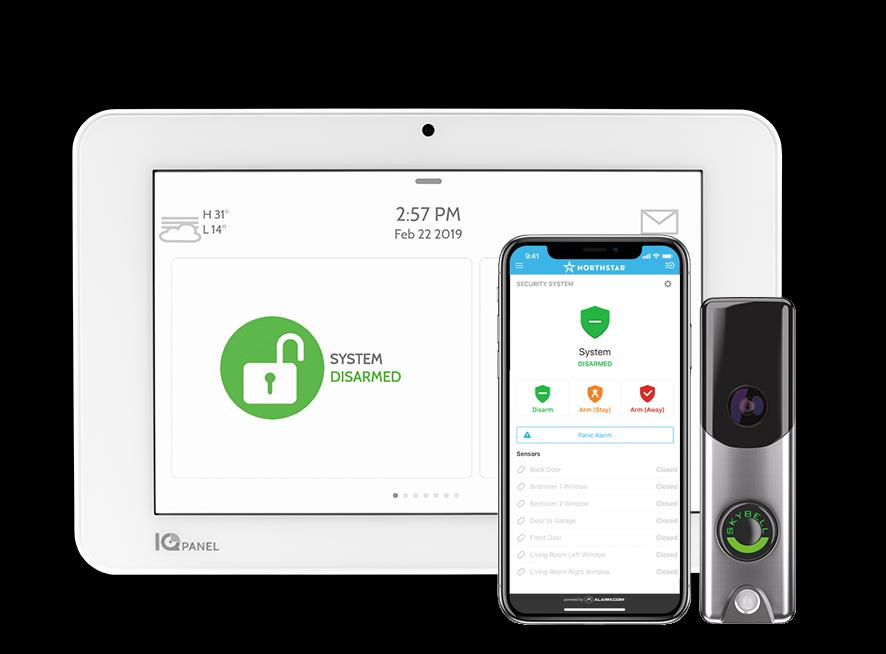Système d'alarme - Caméra de Surveillance - Domotique